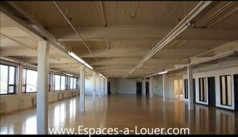 Beautiful loft style office space for lease