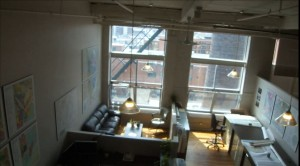 Dompark Sublease Loft Style office Space