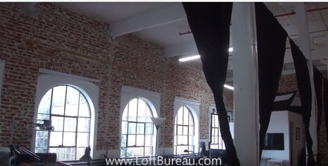 loft style office space Montreal south west